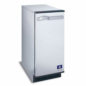 Undercounter Ice Maker With Bin Cube style Air Cooled Manitowoc Sm 50a