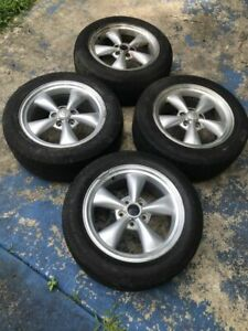 17 Inch Stock 1994 2004 Mustang Rims Tires 17