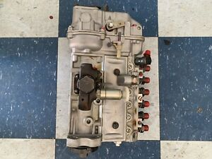 Bosch Ppump Tractor Reman Pn 82782153 Cummins Diesel Injection Pump