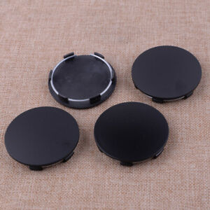 4x Set Car Wheel Center Caps Universal Hub Clip Cover Rims Hubcaps 62mm 57 5mm