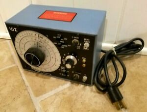 Viz Solid State Rf Signal Generator Type Wr 50c great Condition