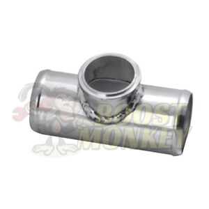 3 Turbo Aluminum Universal Flange Pipe For 50mm Tial Q Bov Blow Off Valves Qr