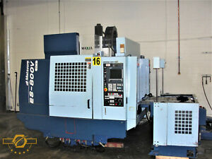 Matsuura Es 800v Pc2 Cnc Vertical Machining Center New 2008