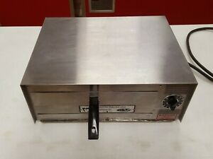 Wisco Pizza Pal Counter Top Stainless Steel Electric Commercial Pizza Oven 412