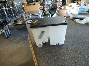 1987 1995 Ford F150 F250 F350 Coolant Overflow Reservoir Washer Tank E5tz17618a