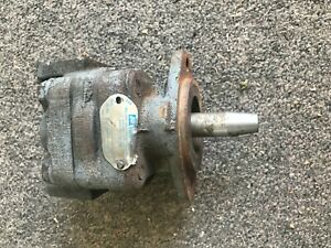 Commercial Intetech Hydraulic Pto Gear Pump With Mount 326 9110 115