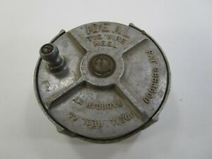 Vintage Ideal Tie Wire Reel Cast Aluminium Rebar Tying
