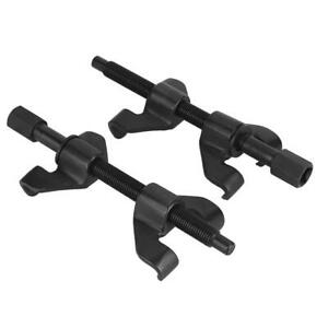 2x 12 5mm Shock Absorber Coil Spring Compressor Disassembly Tool For Car Repair