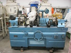 Storm Vulcan 15a Crankshaft Grinder Swing 18 Center 48 Grinding Wheels 2 Chuck