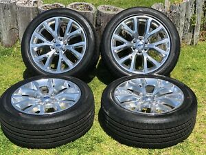 22 Ford Expedition F 150 Factory Oem Rims 22 Inch Platinum Wheels 2019 10145