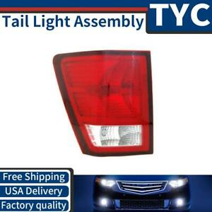 Tyc 1x Right Passenger Side Tail Light Assembly For 2007 10 Jeep Grand Cherokee