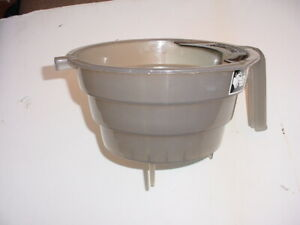 Bunn Tea Brewers Basket Funnel Quick Dispenc