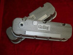 Chevrolet Big Block Valve Covers Holley