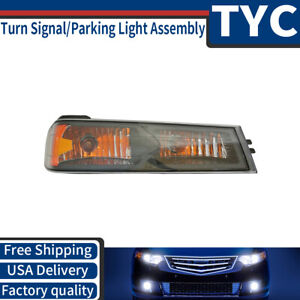 Tyc 1x Front Right Turn Signal Parking Light Assembly For Chevrolet Colorado