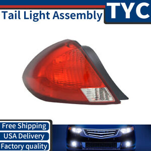 Tyc 1x Left Tail Light Lamp Assembly Replacement New For 2000 2003 Ford Taurus