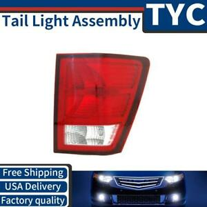 Tyc 1x Left Tail Light Assembly Replacement For 2007 2010 Jeep Grand Cherokee