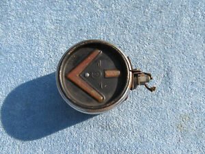 Vintage Gm Truck Arrow Safety Signal Light 1940s 1950s
