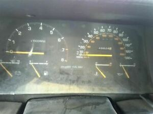 Speedometer Mph Head Only Ma61 5mge Engine Analog Fits 82 86 Supra 8358752