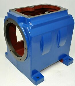 Crankcase For Sanborn 040 0211 Sc23 Pump And Saylor Bealle 705