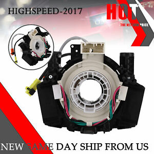 New Air Bag Clock Spring For 2007 2012 Nissan Frontier Cruise Functions