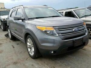 Console Front Floor Limited With Select Shift Fits 11 15 Explorer 2099018