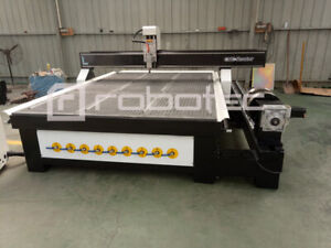 Big Cnc Router 1325 1530 2030 2040 4 Axis Cnc Woodworking Machine 5 10 Feet 3d