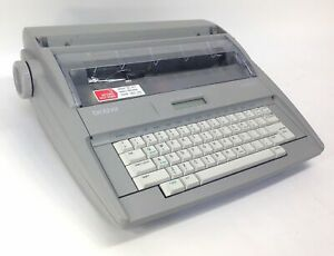 Brother Sx 4000 Electronic Typewriter Tested Free Shipping