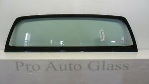 Oee Green Tinted Back Glass For 2007 19 Toyota Tundra Rear Stationary Window