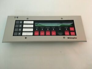 Simplex Fire Alarm Panel | MCS Industrial Solutions and Online