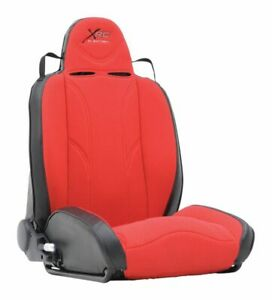 Smittybilt Xrc Suspension Seat front Driver red 76 15 Jeep Wrangler 750230
