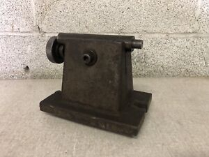 Tail Stock For Dividing Head Rotary Table