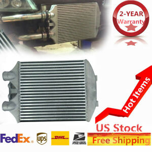 70mm Universal Turbo Front Mount Aluminum Intercooler For All Seat Ibiza Mk4 Vw