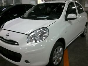 Mit For Nissan March In Channel Wind Deflectors Visors For 2012 On 4pcs