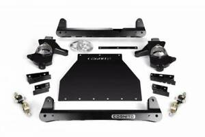 Cognito 4 6 Front Suspension Lift Kit For 2007 2013 Chevrolet Gmc 1500 4wd