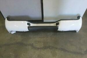 2013 2014 Toyota Tacoma Rear Bumper Painted W tow Package Oem
