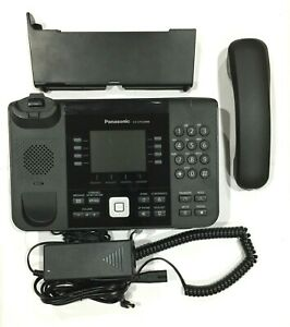 Panasonic Kx utg200b Sip Utg Series Voip Poe Phone 3 5 Color Hd Display 4 line