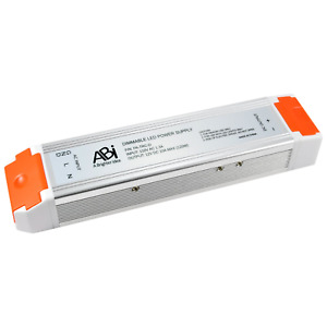 Abi 12v 120w Power Supply Driver Triac Dimmable Transformer For Led Flexible