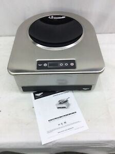 Vollrath 6958301 17 Induction Wok Range Restaurant Commercial Stainless 220v