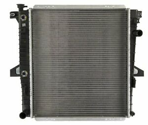 Radiator For 1998 1999 2000 Ford Explorer 4 0l with Automatic Transmission