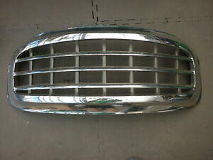 1949 1950 Nash Rambler Grille Grill 1951 1952 Chrome Nice Driver