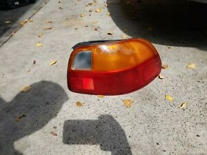 Honda Civic Del Sol 1993 1994 1995 1996 1997 Right Passenger Taillight Oem