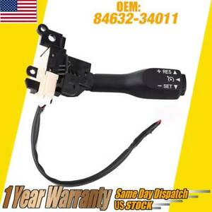 84632 34011 Oem Cruise Control Switch For Toyota Camry Corolla Tundra Lexus