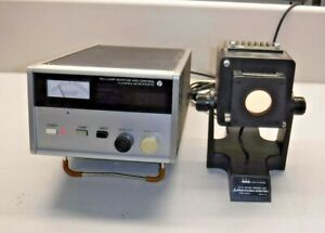 Gamma Scientific Rs 1 Lamp Monitor Control Rs 10a Spectral Irradiance Head 1