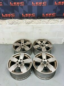 2004 Pontiac Gto Oem Front Rear Wheels Rims Set Of 4 17x8 5x120 48