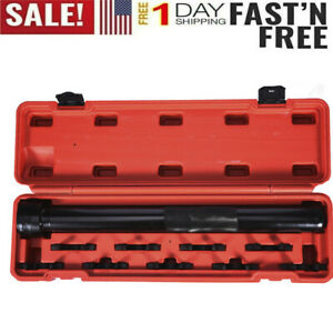 Us Auto Car Truck Inner Tie Rod Tool Installer Remover Crew Foot Wrench Tool Kit
