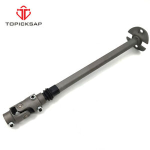 New Lower Steering Column Shaft For Dodge D W 100 150 250 350 Pickup Ramcharger