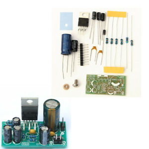 20pcs Diy Tda2030a Audio Amplifier Board Kit Mono Power 18w Dc 9v 24v