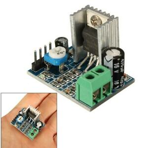 50pcs Tda2030a 6 12v Ac dc Single Power Supply Audio Amplifier Board Module