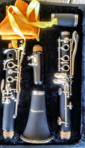Cecilio Clarinet with case FREE SHIPPING