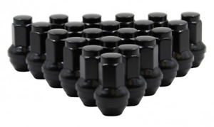 24pcs Black 2004 14 Ford F 150 Expedition Stock Oem Factory Style Lug Nuts 14x2